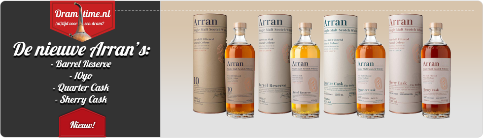 The new Arran core range
