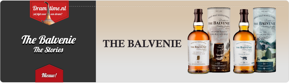 The Balvenie The Stories
