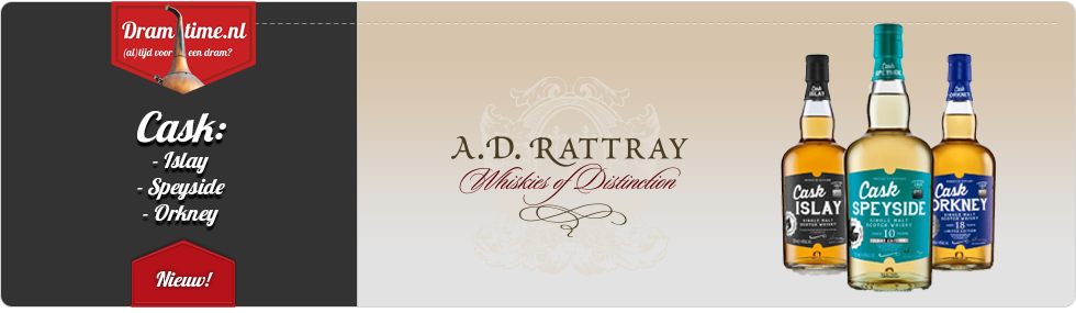 Cask Series by A.D. Rattray