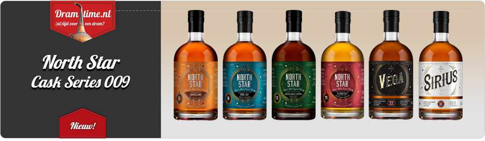 North Star Cask Series 009
