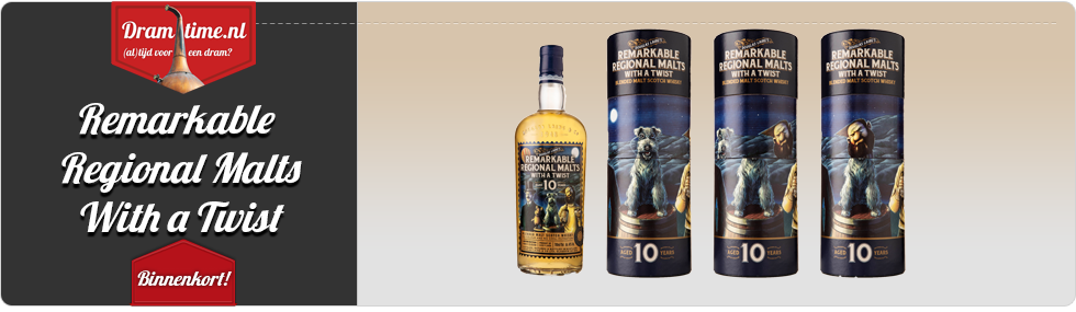 Remarkable Regional Malts with a Twist