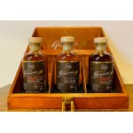 Zuidam Oude  Genever 10yo, 15yo, 25yo Single Barrel Giftbox (3x20cl)