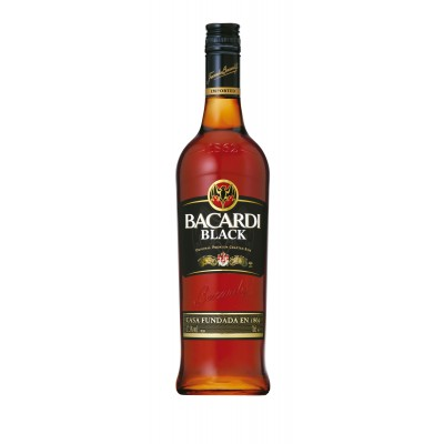 Bacardi Black (70 cl)