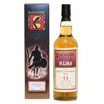 Blackadder Raw Cask Rum Jamaica Moneymusk 11yo 2007 (63,9%)