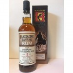 Blackadder Raw Cask Rum Barbados Foursquare 12yo 2004 (64,4%)