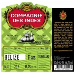 Compagnie des Indes Belize Travelers 11yo Cask Strength (66,2%)