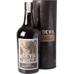 "Kill Devil Blended Caribbean Rum ""Dark Overproof"" (57%)"