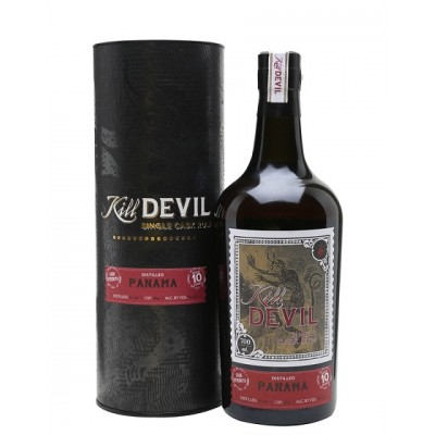 Kill Devil Panama 10yo 2006 (60,5%)