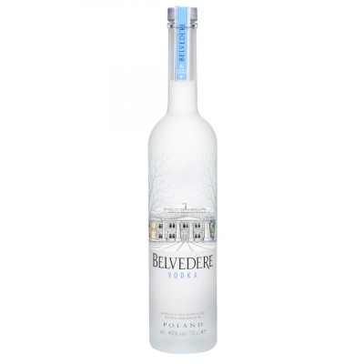 Belvedere Pure Vodka (600cl)