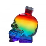 Crystal Head Vodka Rainbow Edition