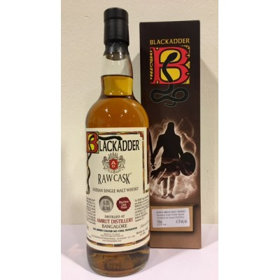 Blackadder Raw Cask Amrut Bourbon Cask Finish (61,8%)