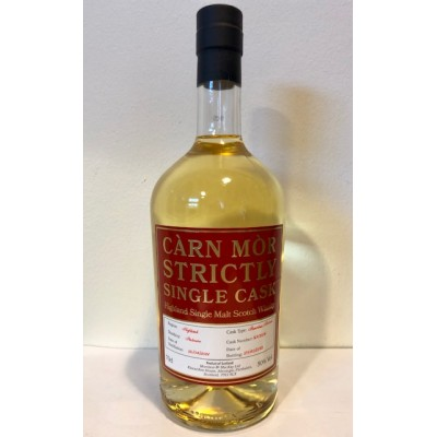 Carn Mor Strictly Single Cask Ardmore 7yo 2011 (50%)