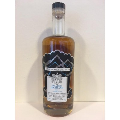 The Creative Whisky Company Single Cask Exclusives Peated Highland 8yo AM011 (50%)