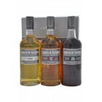 Auchentoshan The Gift Collection 20cl (Classic, 12yo, Three Wood)