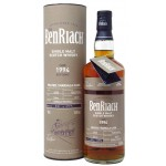 BenRiach 24yo 1994 Peated Marsala Cask 6500 Single Cask Batch 16 (51,8%)