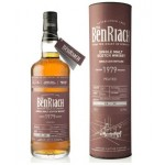 Benriach 35yo 1979 Peated Bourbon Barrel #517 Single Cask Batch 12 (46,9%)