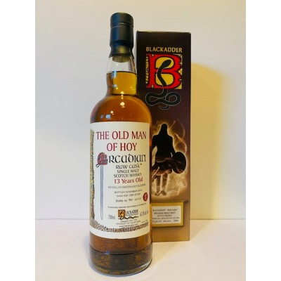 Blackadder Raw Cask The Old Man of Hoy 13yo (60,3%)