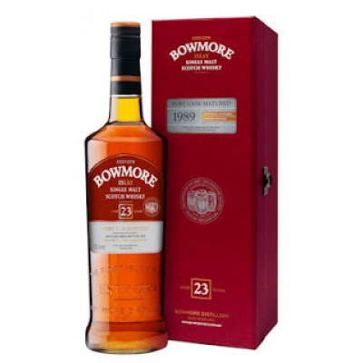 Bowmore Port Matured 1989 23yo (50,8%)