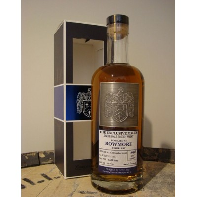 The Creative Whisky Company Exclusive Malts Bowmore 19yo 1998 (53,2%)