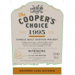 Cooper's Choice Bowmore 20yo 1995 (46%)