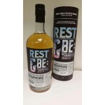 Rest & Be Thankful Whisky Company Bowmore 25yo 1990 Bourbon Cask (53,7%)