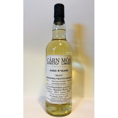 Carn Mor Strictly Limited Bunnahabhain 4yo 2013