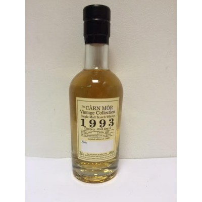 Carn Mor Vintage Collection Glen Grant 1993 – 2009