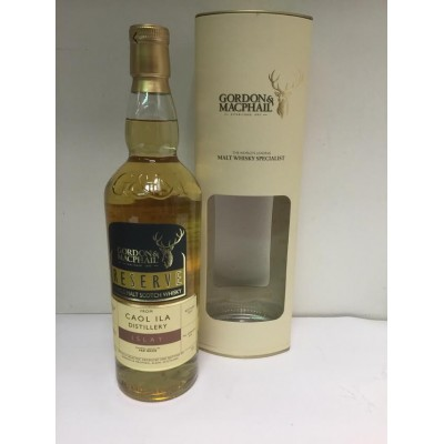 Caol Ila 10yo 2005 Gordon & Macphail Reserve Bottled for van Wees