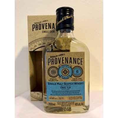 Provenance Caol Ila 6yo 2010 (20cl