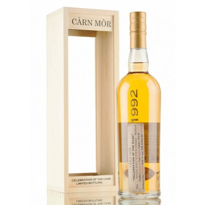 "Carn Mor ""Celebration of the Cask"" Caperdonich 24yo 1992 (58,9%)"
