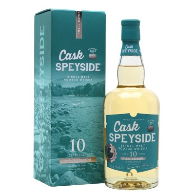 Cask Speyside 10yo First Edition