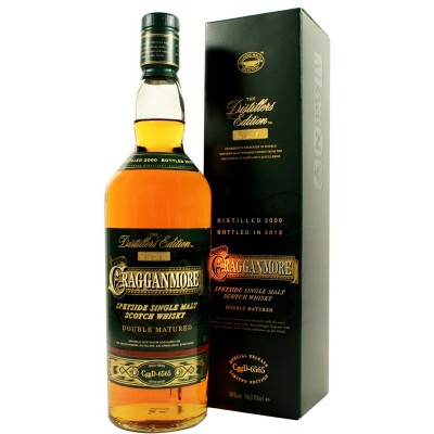 Cragganmore Distillers Edition 2000 - 2013 Double Matured Port Cask