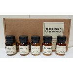 Drinks By The Dram Regions of Scotland Tasting Set