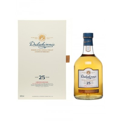 Dalwhinnie 25yo Special Release 1990 – 2015 (48,8%)