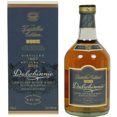 Dalwhinnie Distillers Edition 2002 - 2017
