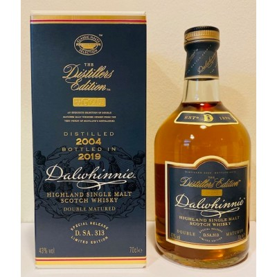 Dalwhinnie Distillers Edition 2004 - 2019
