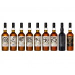 Game of Thrones Single Malt Set of 9
