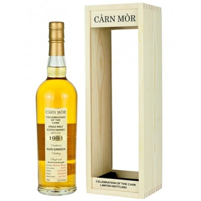 "Carn Mor ""Celebration of the Cask"" Glen Garioch 27yo 1991 (51%)"