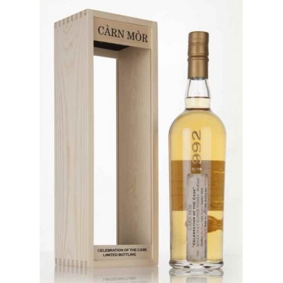 "Carn Mor ""Celebration of the Cask"" Glen Moray 1992 24yo (49,8%)"