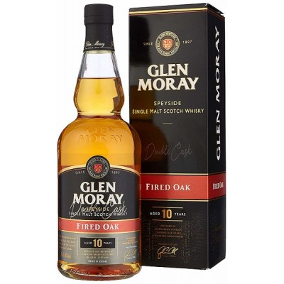 Glen Moray 10yo Fired Oak