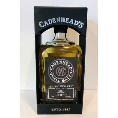 Cadenhead Small Batch Ord 10yo 2008 (57,7%)