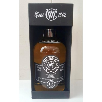 Cadenhead Small Batch Ord 12yo 2006