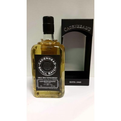Cadenhead Small Batch Glen Keith Glenlivet 21yo 1993 (54,1%)