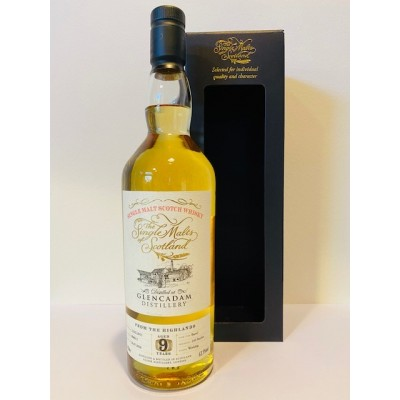The Single Malts of Scotland Glencadam 9yo 2011 (63,9%)