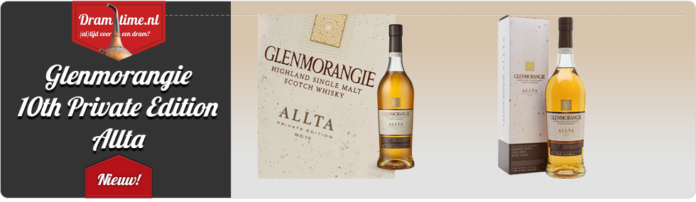 Glenmorangie Private Edition Allta