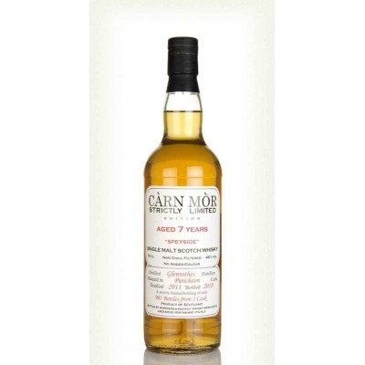 Carn Mor Strictly Limited Glenrothes 7yo 2011