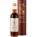 Kavalan Sherry Oak (57%) (20cl)