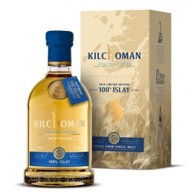 Kilchoman 100% Islay 8th Edition (50%)