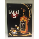 Label 5 Giftpack