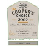 Cooper's Choice Laggan Mill 8yo 2007 (54,5%)